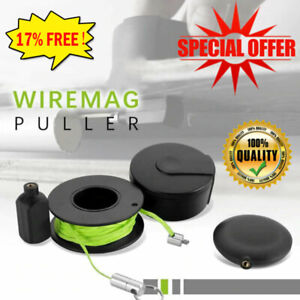 Mintiml Magnetic Threader Professional WireMag Puller Wire Cable Device-New