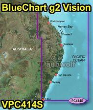 Garmin BlueChart g2 Vision VPC414S Mackay - Twofold Bay