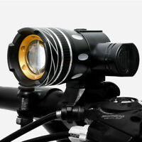15000LM XM-L T6 LED MTB Bicycle Light Bike Front Headlight  USB Rechargeable Z