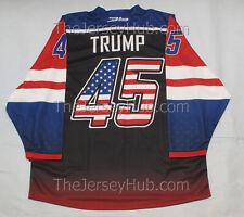 Donald Trump USA #45 Jersey L-XL