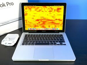 Apple MacBook Pro 13 Pre-Retina / 16GB RAM / 512GB SSD / Laptop / Warranty / i7