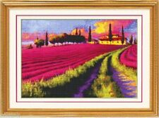 Cross Stitch Kits with Landscapes and Seascapes Theme