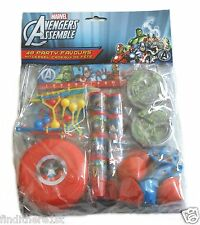 Marvel Avengers Assemble 48 Favour Set Pack Birthday Party Loot Bag Fillers