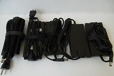 LOT of 5 DELL Notebook 90W POWER ADAPTER 19.5V PA-3E FA90PE1-U680F CM889 GN344