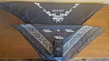 Harley Davidson Kerchiefs (Do-Rags)  and Cell Phone Case/Carrier with Belt Clip