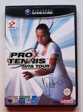 PRO TENNIS WTA TOUR - GAMECUBE GC GAME CUBE - PAL ESPAÑA - TENIS