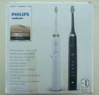 Philips Sonicare Diamond-Clean Electric Toothbrush Dual Handle Pack