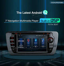 AUTORADIO GPS Seat Ibiza Android 10 Wi-Fi DSP DVD USB 4G CANBUS XTRONS PSD70IBS