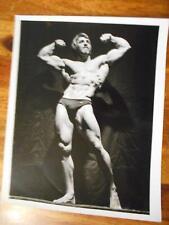 Bodybuilder LEN ARCHAMBAULT muscle ORIGINAL photo by KAREN K. CLARK