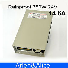 350W 24V 14.6A Rainproof outdoor Single Output Switching power supply for LED