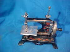 Orig 1920s CHILD Toy SEWING MACHINE Made in Germany Casige