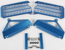 UNABIKER RADIATOR GUARD (BLUE) YY450F4-B MC Yamaha