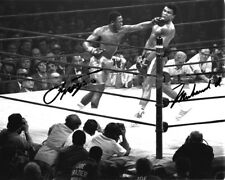 JOE FRAZIER MUHAMMAD ALI Signed 8x10 Autographed Photo Reprint