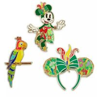 Minnie Mouse Main Attraction May 2020 Pins Enchanted Tiki Room ORDER CONFIRMED