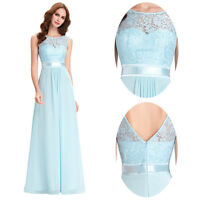 CHEAP Long Formal Bridesmaid Dress Evening Prom Gown Ball Cocktail Party Dresses