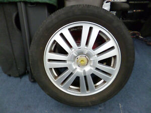 """FORD FOCUS C-MAX 16"""" INCH 5 STUD ALLOY WHEEL & TYRE 205/55R16"""