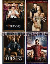The Tudors ~ Complete Series ~ Season 1 2 3 & 4 ~ BRAND NEW 14-DISC DVD BOX SET