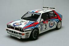 Lancia Super Delta N.3 Or N.7 1992 Wrc Makes Champion Kit 1:24 Hasegawa HGSCR15