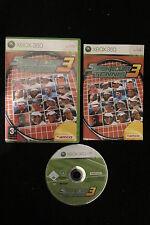 XBOX 360 : SMASH COURT TENNIS 3 - Completo, ITA ! Realismo schiacciante !