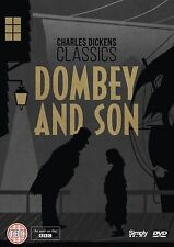 CHARLES DICKENS CLASSICS BBC 1969 Serial DOMBEY AND SON TV Season Series NEW DVD