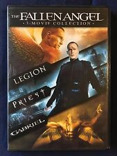 The Fallen Angel 3-Film:  Legion - Priest - Gabriel (DVD, 3-film) - D0409