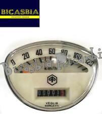 8071 - CONTACHILOMETRI FONDO PANNA A 120 KM VESPA 125 PRIMAVERA ET3 - BICASBIA