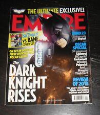 Empire magazine DARK KNIGHT Christian Bale KAL PENN Michael Fassbender