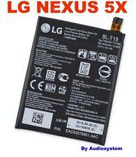 BATTERIA ORIGINALE LG 100% PER GOOGLE NEXUS 5X H791 BL-T19 2700MAH RICAMBIO