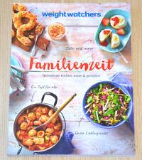 Weight Watchers Kochbuch Familienzeit Küche Punkte Kochen Zero SmartPoints 2018