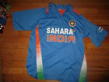 INDIA CRICKET Sahara Jersey Size 42 Dye Sublimated India Cricket Control Board