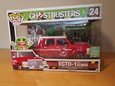 Funko Pop! ECTO-1 with Slimer #25 - New Neu - Ghostbusters, Vinyl Figure