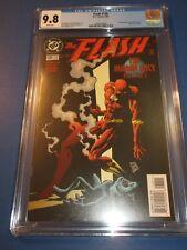 Flash #138 1st Black Flash Key CGC 9.8 NM/M Gorgeous Gem Wow