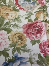 Unbranded Floral 100% Linen Craft Fabrics