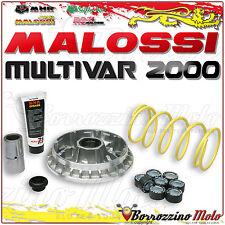 MALOSSI 5114258 VARIO MULTIVAR 2000 SUZUKI BURGMAN AN 400 ie 4T LC <-2007