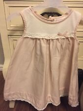 Smart Elegant Dress with laced detail & Leggings Baby Girl 18-24 Months