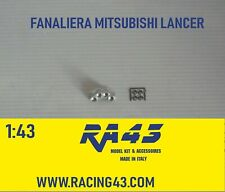 1/43 Fanaliera Mitsubishi Lancer Rally additional headlights