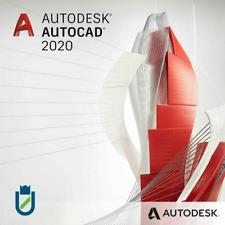 ✅ Autodesk AutoCad 2020   3 Year Academic License Windows & Mac ✅