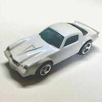 Genuine 1982 MATTEL Hot Wheels White Chevy Camaro MALAYSIA