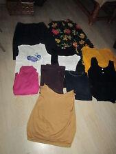 lot 2  de 10 vêtements femmes taille 38/40 cause trop petits