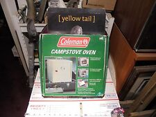 COLEMAN CAMP STOVE OVEN #5010C700 ALL ALUMINUM