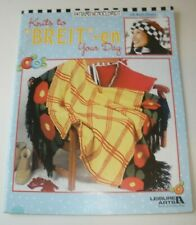 """Knits To """"Breit"""" In Your Day by Mary Engelbreit 16 Knitting Projects"""
