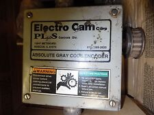 Electro Cam Encoder PS-4256-11-DDR Gray Code 0-1000 RPM