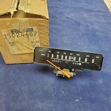 1982 83 84 85 86 87 88 89 Cadillac NOS Speedometer Head Gauge Deville Fleetwood