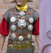 Roman Legionary Centurion phalera phalerae award medal armor legion army soldier