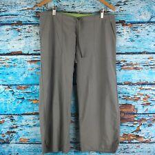 Freestyle Danskin Yoga Gray Capri Pants Medium