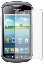 2 Protectores De Pantalla Tapa Protector Film Para Samsung Galaxy Xcover 2 Gt-s7710 Ii