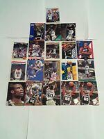 David Robinson San Antonio Spurs Lot of  19 Basketball  Cards The Admiral HOF!!!