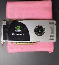VCQFX3700-PCIE-PB PNY Quadro FX 3700 512MB 256-bit GDDR3 PCI Express 2.0 x16