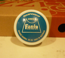 AUST 1967 Fanta Genuine Russell yoyo coke