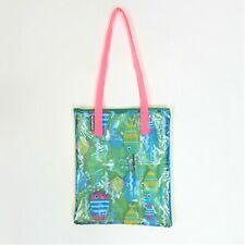 Wyatt & Jack Swim Bag Fish Pattern Recycled Inflatables Brand New